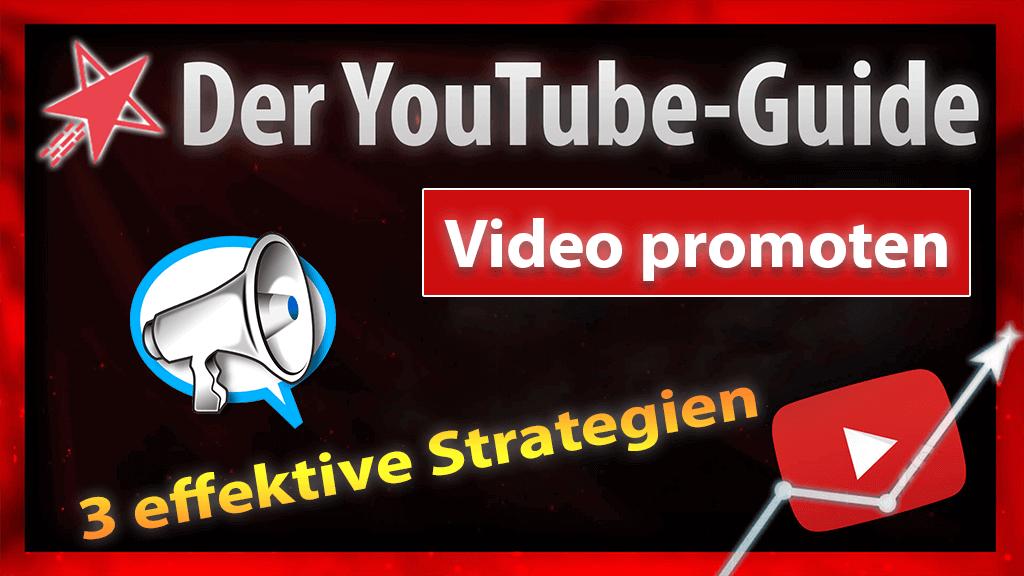richtig video promoten